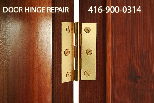 Door Hinge Repairs We Provide: